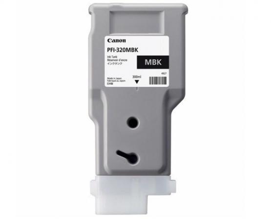 Canon Tinte PFI-320 MBK Mattschwarz, 300 ml