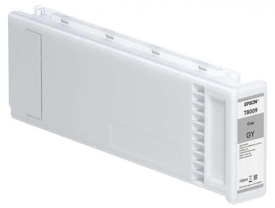 Epson Tinte Gray T8009 700ml