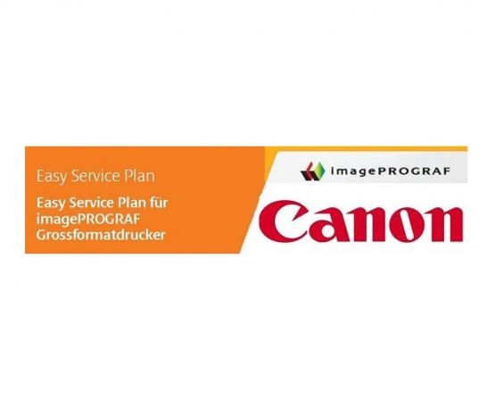 Canon Easy Service Plan, 3 Jahre Vor-Ort Service, nächster Arbeitstag für imagePROGRAF 7950A669AA