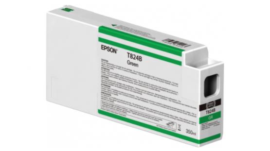 Epson Singlepack Green T824B00 UltraChrome HDX/HD 350ml