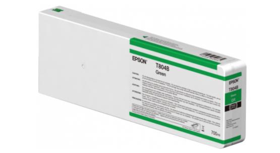 Epson Singlepack Green T804B00 UltraChrome HDX/HD 700ml