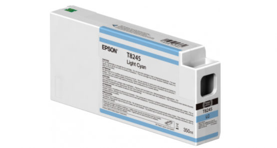 Epson Singlepack Light Cyan T824500 UltraChrome HDX/HD 350ml