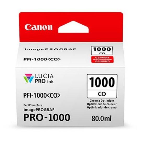 Canon Tinte PFI-1000CO Chroma Optimizer, 80 ml