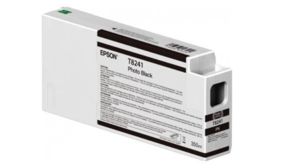 Epson Singlepack Photo Black T824100 UltraChrome HDX/HD 350ml