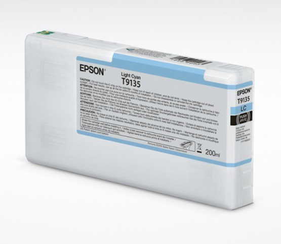 Epson Tinte T9135 Light Cyan, 200ml