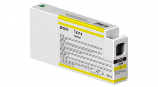 Epson Singlepack Yellow T824400 UltraChrome HDX/HD 350ml