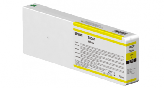 Epson Singlepack Yellow T804400 UltraChrome HDX/HD 700ml